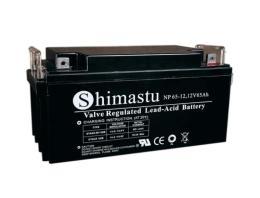 原装Shimastu铅酸蓄电池NP60-12 12V60AH