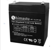 原装Shimastu铅酸蓄电池NP90-12 12V90AH
