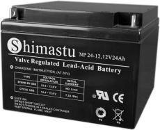 进口Shimastu铅酸蓄电池NP100-12 12V100AH