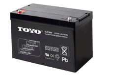東洋TOYO閥控式鉛酸蓄電池6GFM100 12V100AH