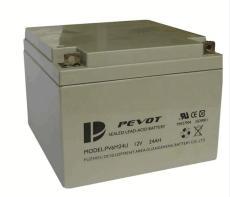 PEOVT免维护蓄电池PV6M24U 12V24AH项目报备
