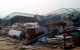 西安回收电梯西安电缆拆除厂家