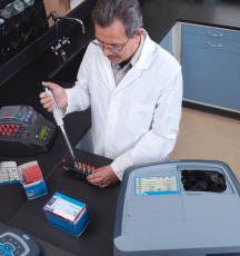 美国Hach 哈希DR6000紫外可见光分光光度计