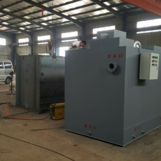 生活污水处理设备 蔚领联创 生产厂家