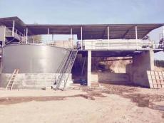 洗沙场污水处理设备 蔚领联创 生产厂家