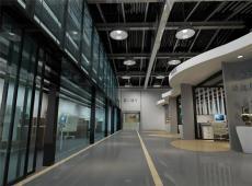 济宁企业展厅设计   展览展示设计施工