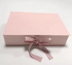 定制优雅批发接发包装豪华磁性纸板礼品盒