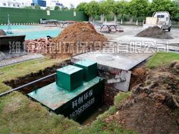 保定学校污水处理设备1.5万起