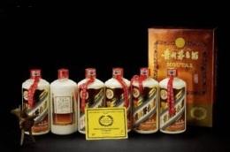 乌海回收30年茅台酒 30年茅台酒收购价格
