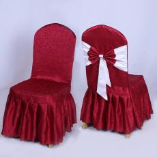 酒店椅套餐厅椅套饭店椅套宴会椅套婚庆