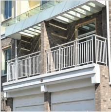 湛江厂家爆款直销阳台扶手围栏铝合金防护栏