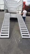5T装载机铝楼梯叉车铝爬梯叉车爬梯