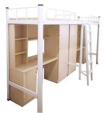 深圳学生公寓床公寓床厂家上床下桌公寓床