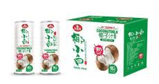 椰子汁饮料ODM贴牌980ml罐装饮品加工厂