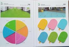 pvc塑胶地板丨用在幼儿园的地板胶