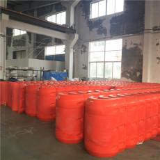 组合式塑料浮筒耐磨疏浚管道浮体批发价格