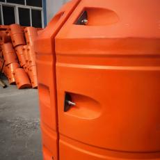 吹填造陆输送管浮体耐腐蚀疏浚管线浮子批发