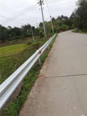 福建高速公路护栏 波形护栏板 热镀锌防护栏