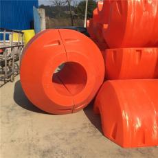 河道抽泥喷沙胶管配套管线浮子生产厂家