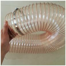 PU软管A河东区PU高伸缩钢丝软管厂家供应