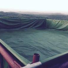 养鱼水箱帆布 防水布鱼池专用防晒