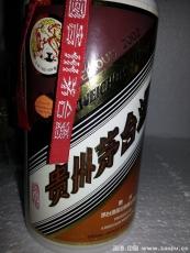 小批量勾兑茅台酒回收威海价格京时报价
