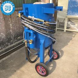 水除锈喷砂机 600P环保无尘液体喷砂机
