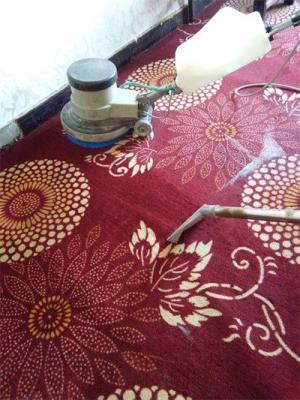 通州地毯清洗公司梨园附近清洗地毯