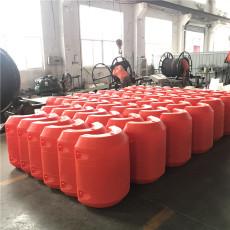 高分子抽沙胶管浮子管径20寸聚乙烯浮体价格