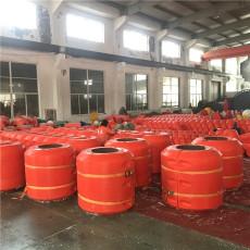 即墨抽水管浮体dn150疏浚管道浮筒型号