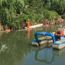 内河河道抽砂船配套浮体疏浚管浮供应
