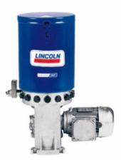 進口林肯P215電動潤滑泵