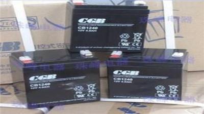 CGB蓄电池CB121500 12V150AH四川代理报价