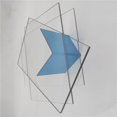 PC透明耐力板阳光板雨棚车棚塑料板材加工