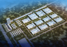高密绿海汇产业园定制厂房
