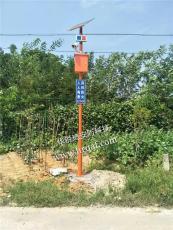 江苏森林防火太阳能语音播报杆
