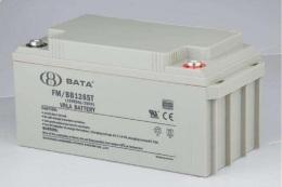 鸿贝BATA蓄电池FM/BB127/12v7ah电池价格