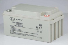 鸿贝BATA蓄电池FM/BB1233/12v33ah厂家价格