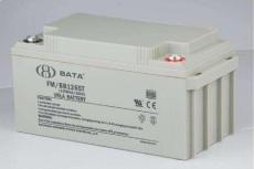 鸿贝BATA蓄电池FM/BB1265T/12v65ah厂家报价