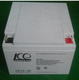 KE铅酸蓄电池SS12-120 12V120AH储能系列
