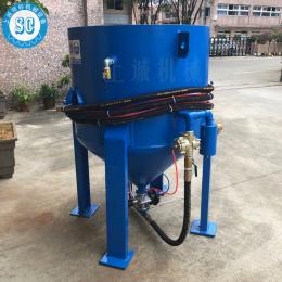 大型除锈喷砂机 管道除锈移动开放式喷砂机