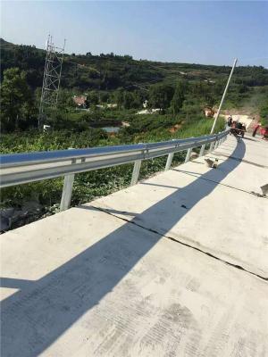 高速路护栏板 省道波形护栏 乡村交通防撞栏