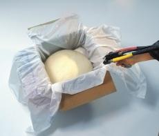 聚氨酯現場發泡包裝原料組合料澆注設備