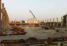 常熟专业钢结构回收市场常熟二手钢结构回收