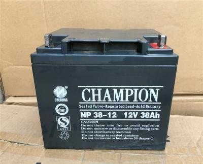冠军阀控式蓄电池NP80-12 12V80AH电源出售