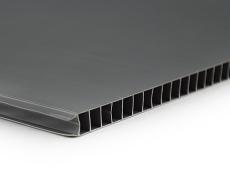 防静电中空板相较实心板具有哪些优势