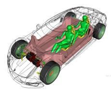 PAM-RTM复合材料塑料树脂模拟软件购买价格
