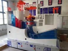 贯流式水轮机模型