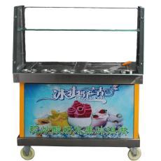 高密浩博炒酸奶機