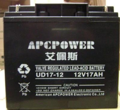 APCPOWER電池UD80-12 12V80AH湖北代理報價